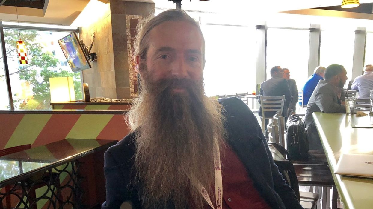 "Anti-Aging Pioneer Aubrey de Grey: ""People in Middle Age Now Have a Fair Chance"""